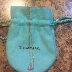 Tiffany, Elsa Peretti Color By The Yard necklace
